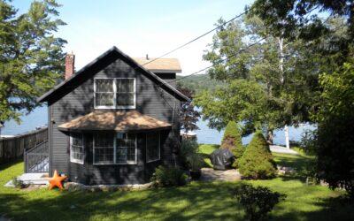 SOLD Cozy Retreat, Copake Lake, NY 12516