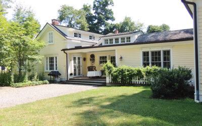 SOLD Historic Ambiance, Village of Kinderhook, NY 12106
